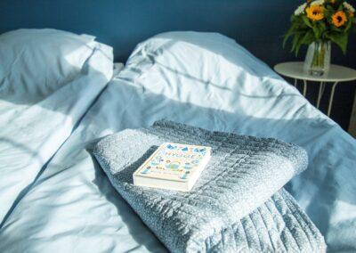 Billede af senge - for at illustrere booking.com versus direkte booking