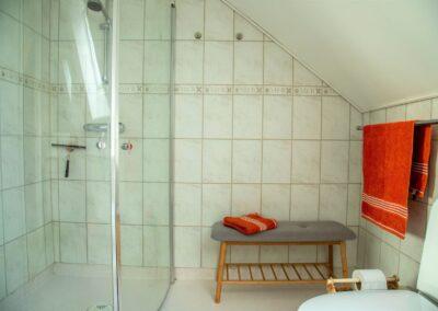 Badeværelse brusekabine