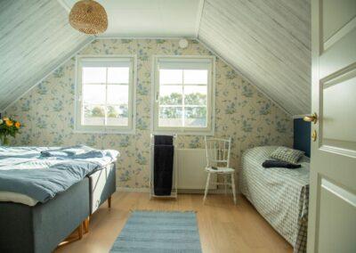 Det blå værelse indgang