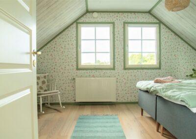 Det grønne værelse indgang
