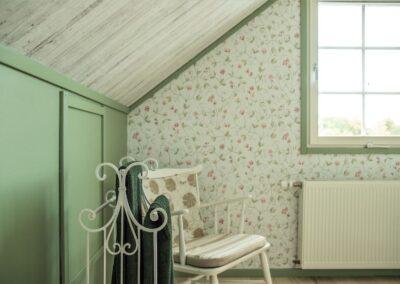 Gyngestolen på det grønne værelse