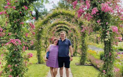 Corselitze Rose Garden on Falster