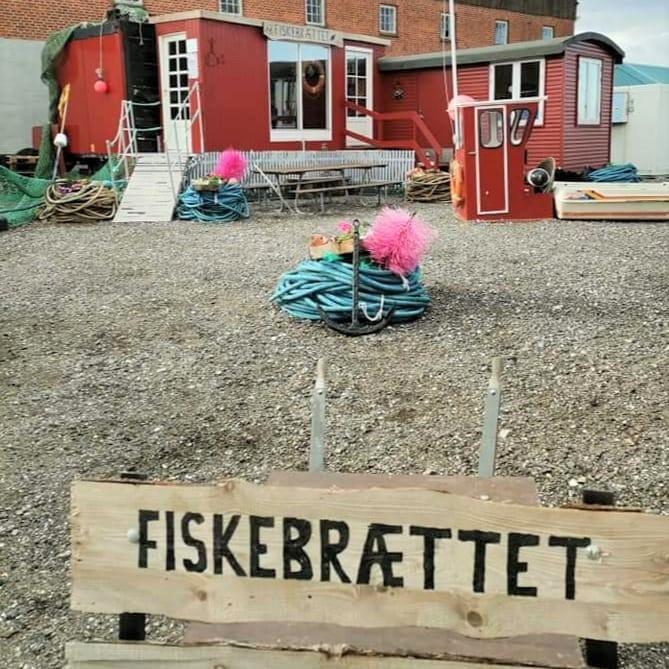 Fiskebrættet i Stubbekøbing